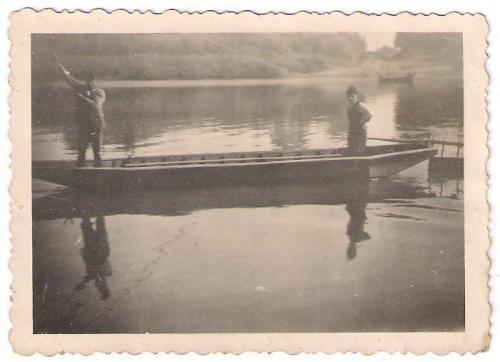 Régi képek - A Tisza